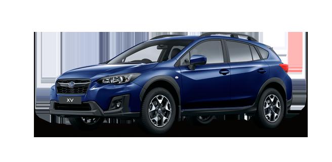 Subaru Xv 2018 Dark Blue 2019 2020 Top Car Models