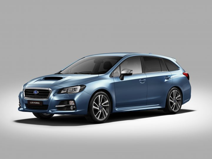 A First Drive Review of the Subaru Levorg