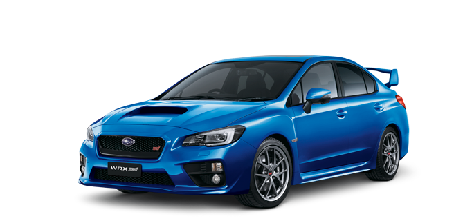 Updated Subaru WRX Revealed in the US