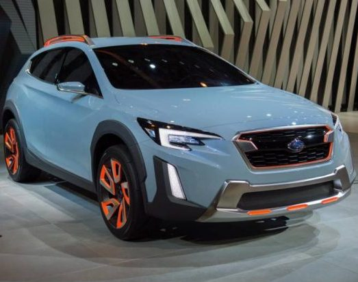 More Details Emerge for the New 2017 Subaru XV