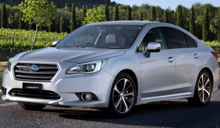 4 Features of the New Subaru Liberty 2.5i Premium