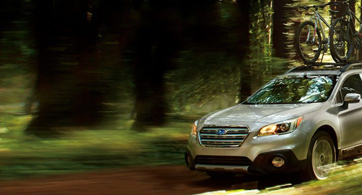 2015 Outback Announced