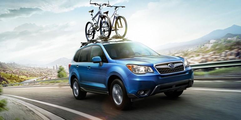 Buy Subaru Forester