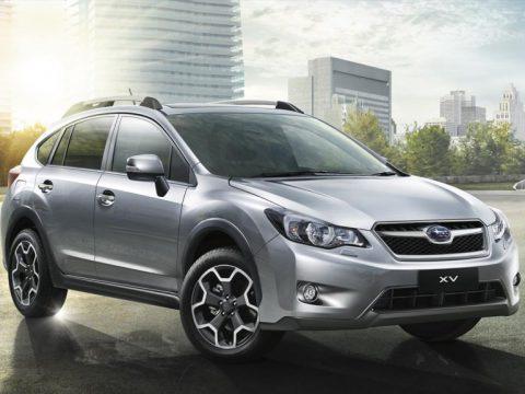 Subaru XV Price