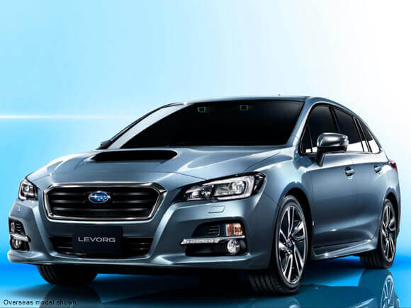 New Subaru Levorg, The New Subaru Levorg Spotted in Australia