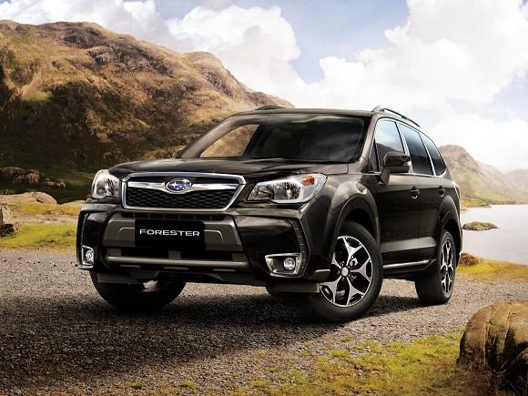 EyeSight Technology Credited for Boosting Subaru Australia Sales