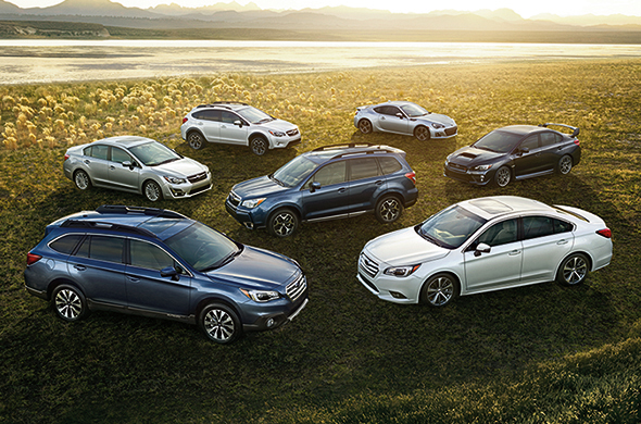 Three Reasons to Choose a Subaru Fleet
