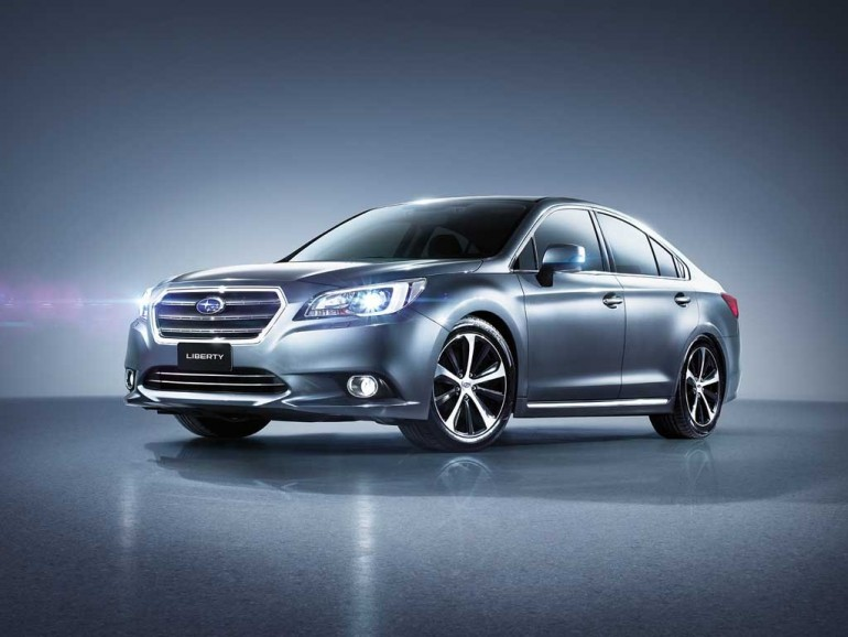 New Subaru Liberty, How Does the New Subaru Liberty Auto Stop/Start System Work?
