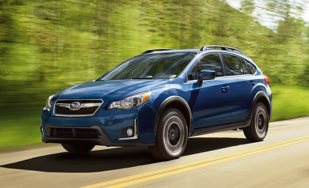 Subaru XV Next Generation to Help Small SUV Sales to be Great Again