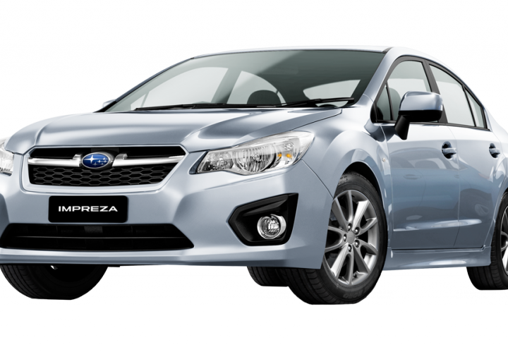 Subaru Unveil a Stunning Impreza Concept Car and We Want One Now