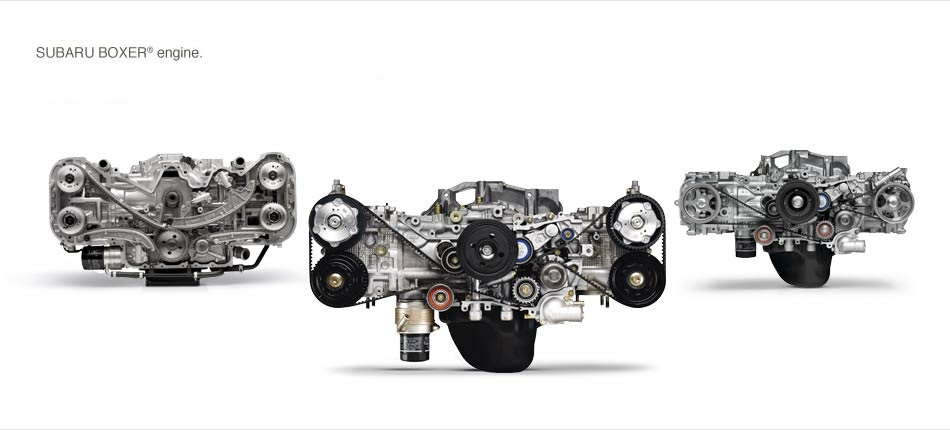 Boxer Engine 50th Anniversary, Subaru Celebrates the Boxer Engine 50th Anniversary