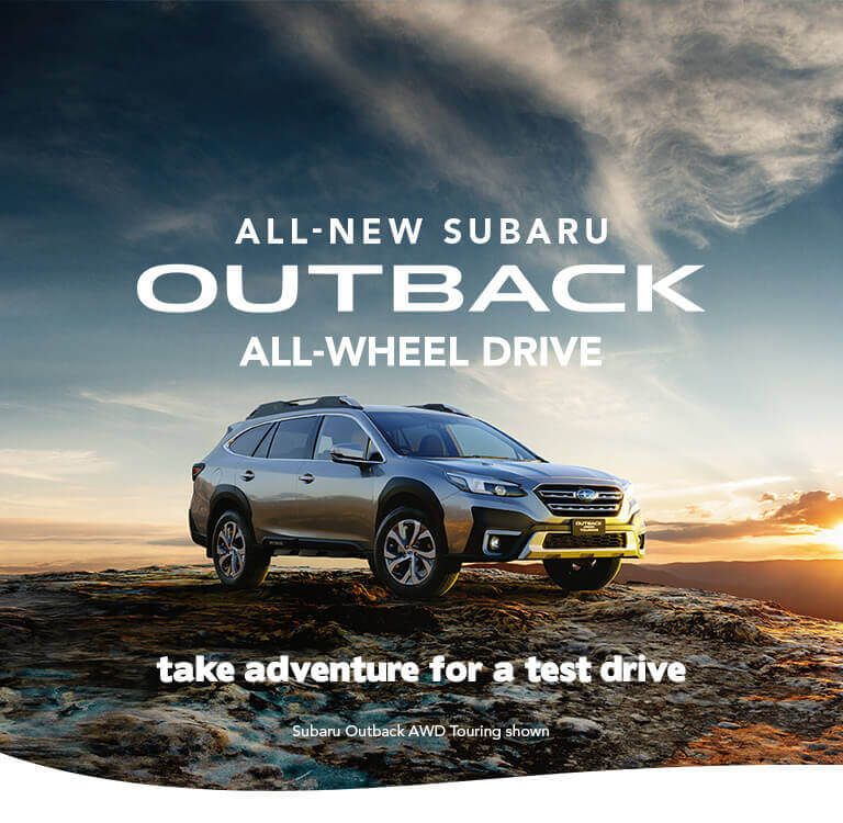 all new outback wheel drive