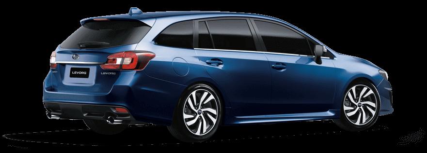 City Subaru - Levorg Spec