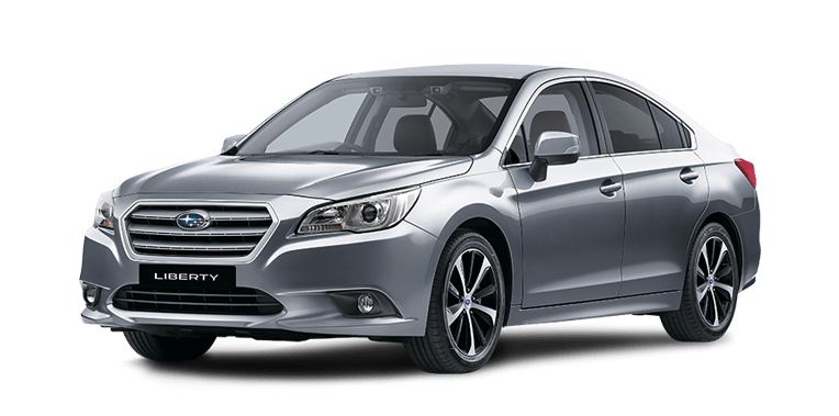 Silver Gray Metallic Subaru Liberty for Sale