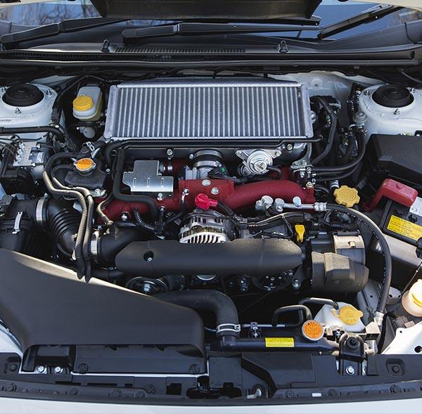 new subaru wrx engine