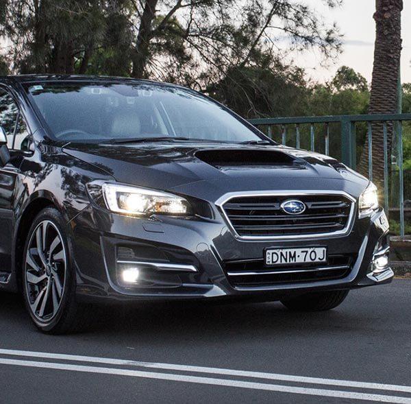 City Subaru - Subaru Performance Levorg 1