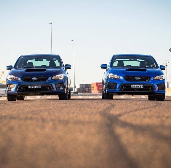 City Subaru - Subaru Performance WRX STI