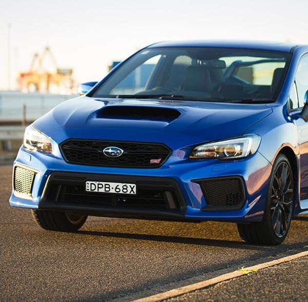 City Subaru - Subaru Performance WRX 3