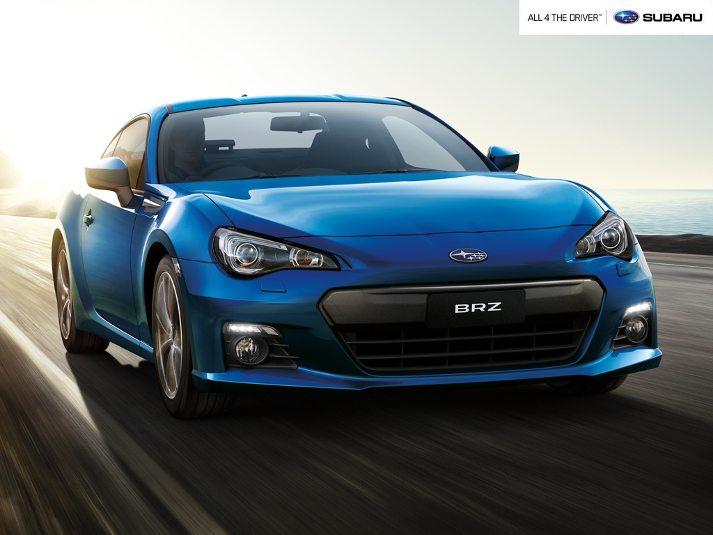 new subaru brz price