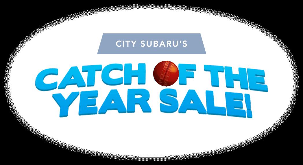 citysubaru catch of the year