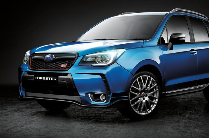 Your Guide to the 2016 Subaru Forester TS