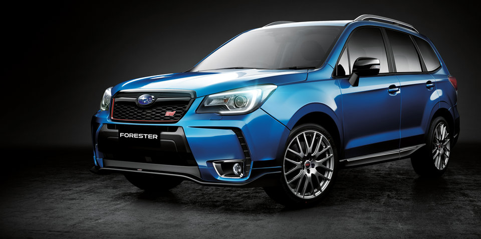 subaru forester, Your Guide to the 2016 Subaru Forester TS