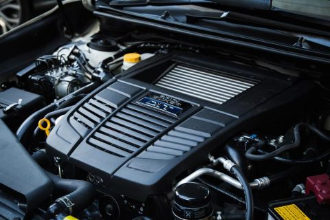 subaur levorg engine