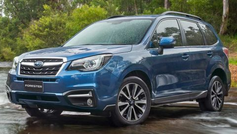 2016 Subaru Forester Perth