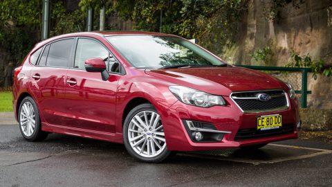 2016 Subaru Impreza Perth