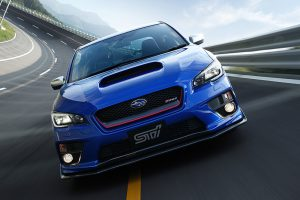 subaru wrx sti, Subaru Unveil the New WRX STI S207 Limited Edition