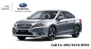 Subaru Liberty 2016 Perth