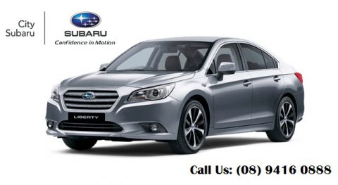 Subaru Liberty 2016 Perth