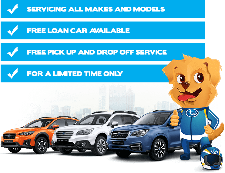 Subaru Service Specials Subaru Parts And Repairs City Subaru