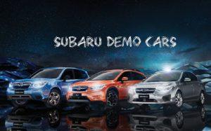Subaru Demo Cars Sale Perth