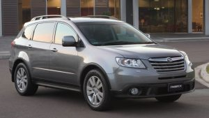 subaru forester, A New Subaru Tribeca Replacement Imminent?