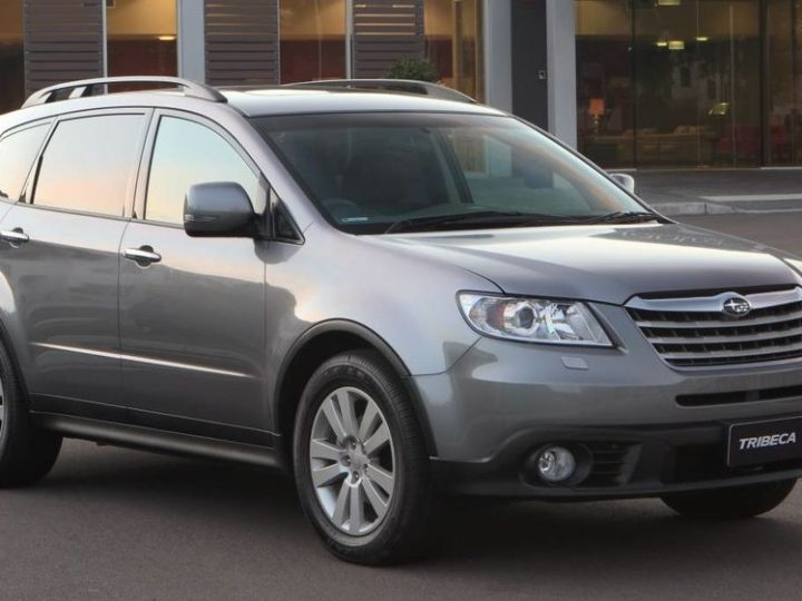 A New Subaru Tribeca Replacement Imminent?