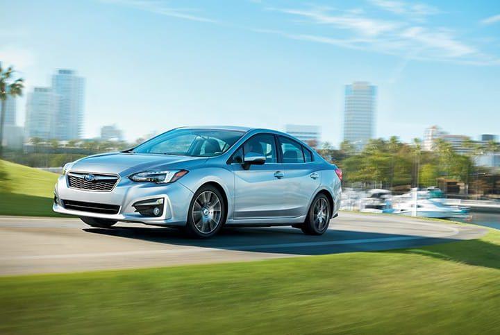 All New Australian Details for the 2017 Subaru Impreza