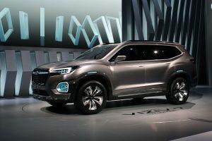 subaru car finance, Subaru Previews a New Seven Seater SUV