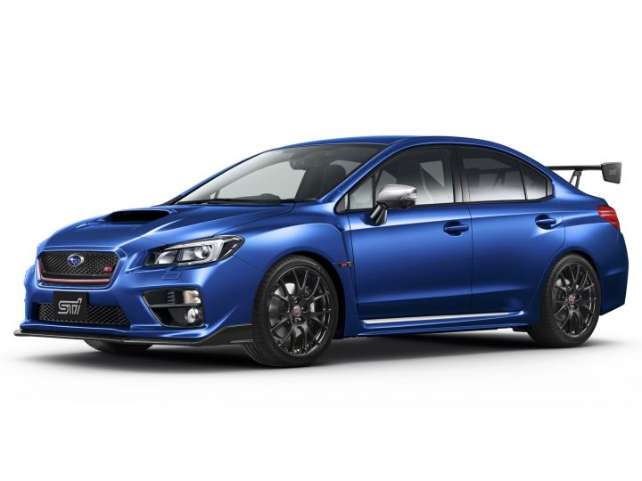 The Subaru WRX S4 tS Unveiled for Japanese Market Only
