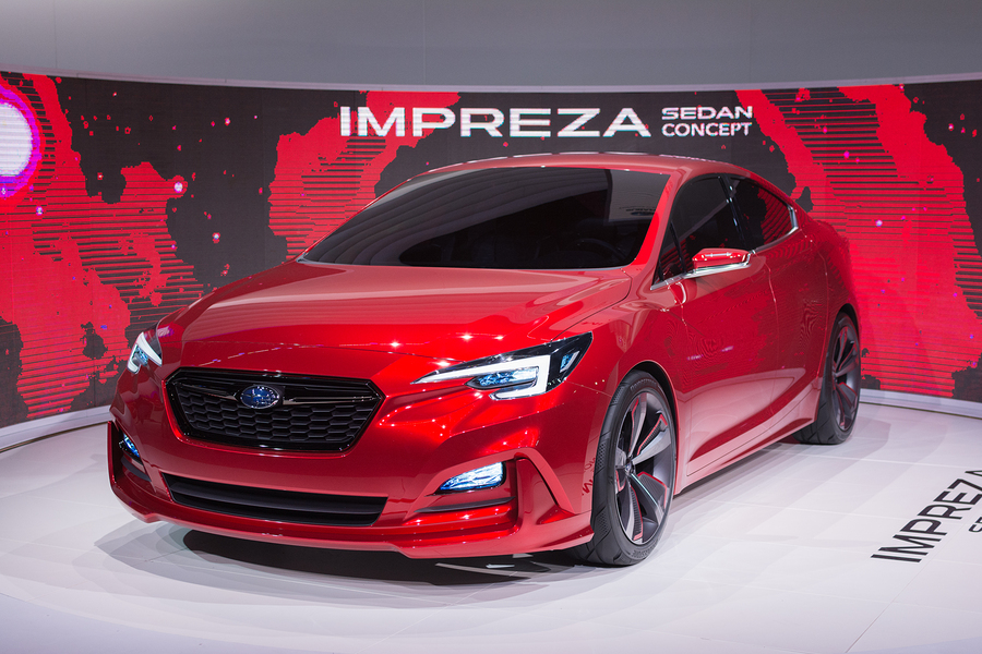 subaru impreza, 2018 Subaru Impreza Review