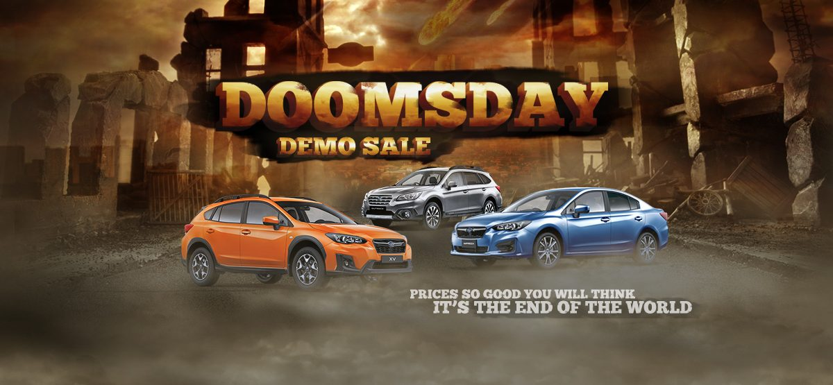 Demo sale, Doomsday Day Sale