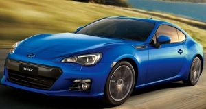 subaru brz, Waxing Your New Subaru BRZ