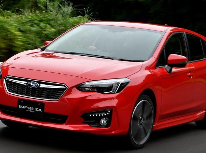 It's Not Just the Subaru Impreza: Australia Sales Dramatically Increase