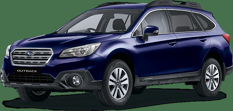 Subaru Outback - Dark Blue Pearl