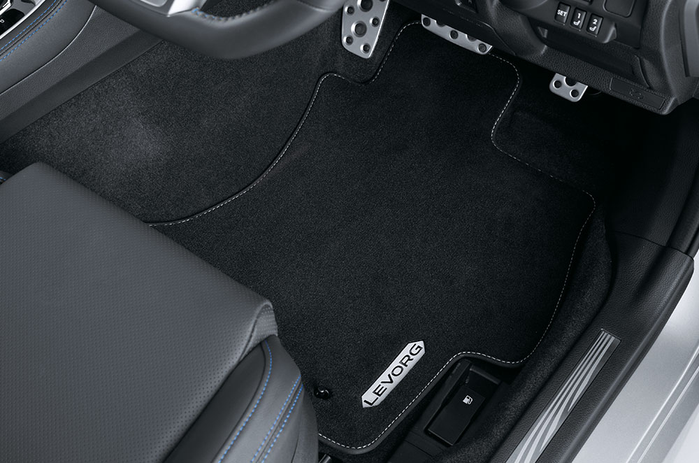 impreza accessories carpet mat set