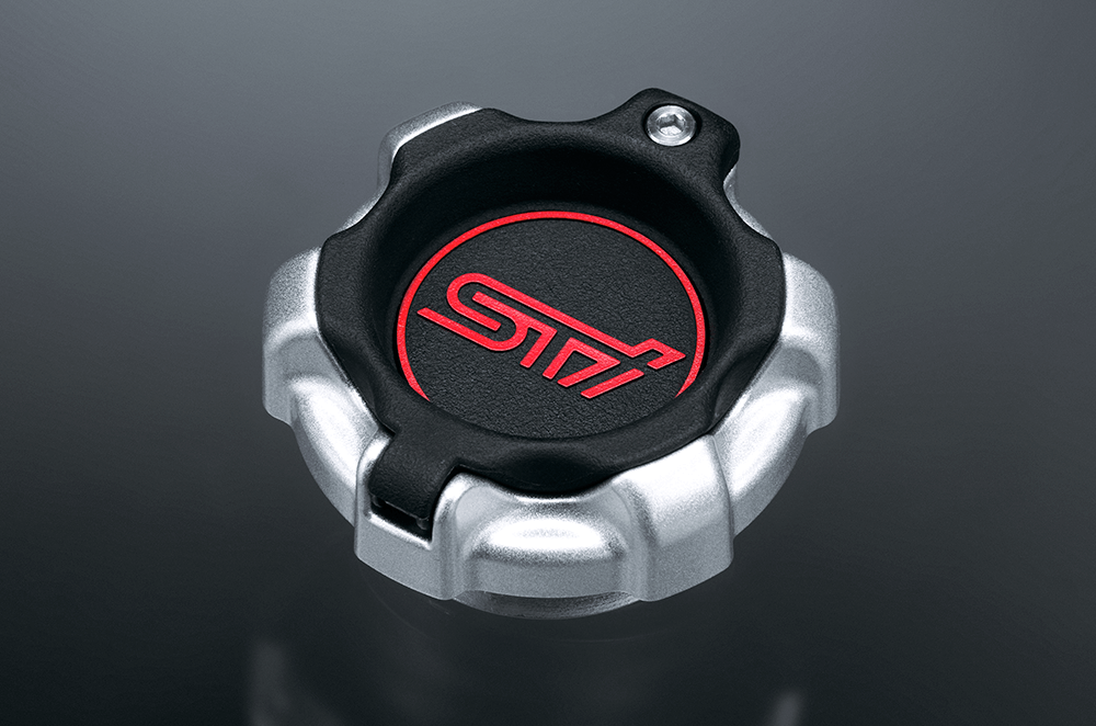 WRX oil cap accessories