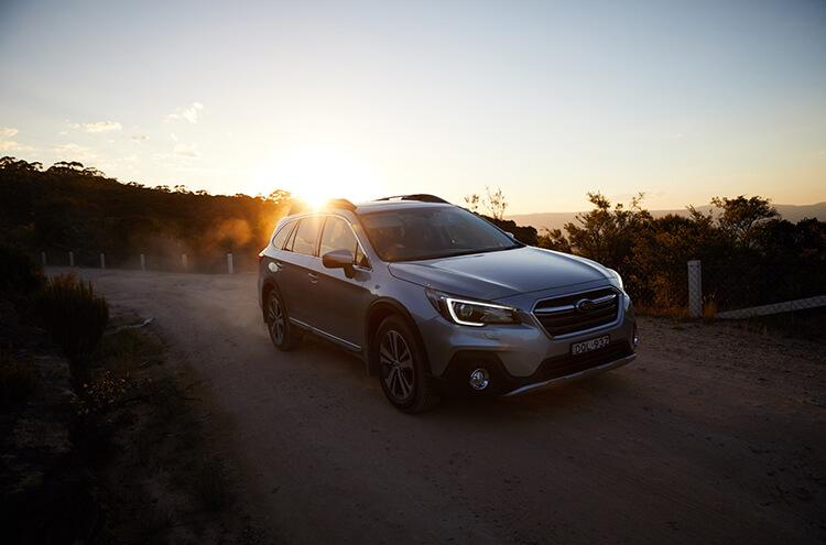 subaru outback extra mph
