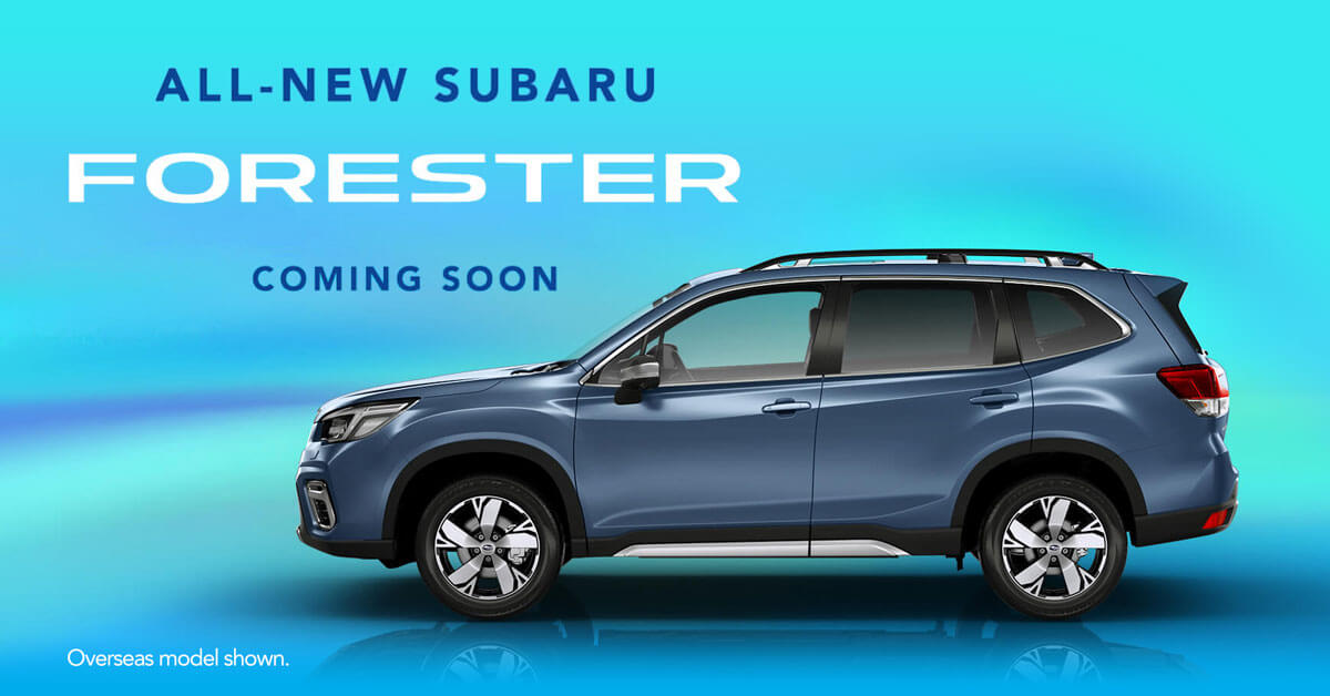The New 2019 Subaru Forester Review