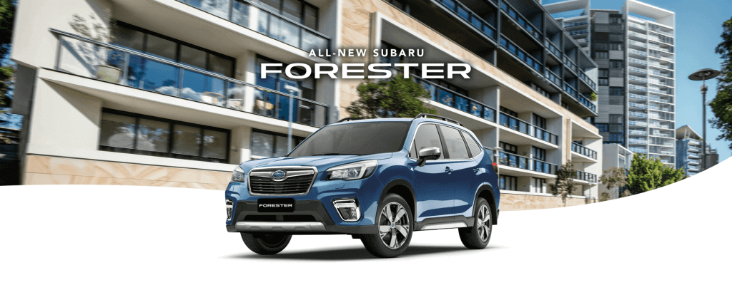 subaru forester 2019, The New 2019 Subaru Forester Review