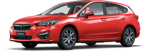 Subaru Impreza - Hatch